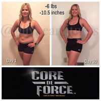 Core De Force - Summer Bodies are MADE in the Winter! START NOW