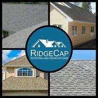 RidgeCap Roofing - Elmsdale to Stewiacke