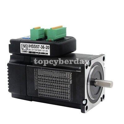 Integrated 57 Loop Stepper Servo Motor Driver 2nm Ihss57-36-20 Dc 36v