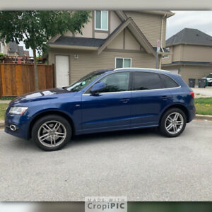 2014 Audi Q5 3.0 Supercharged with S-Line Package