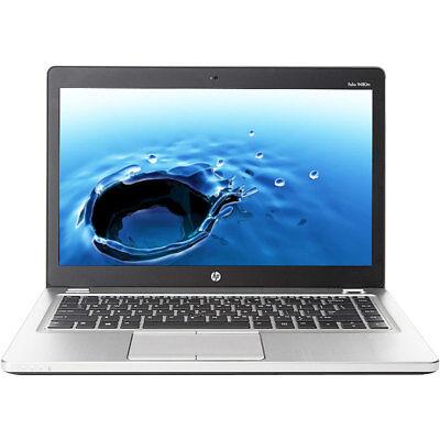 "HP Folio 9480M 2.0GHz i5 4GB 180SSD Windows 10 Pro 64 14"" Laptop Camera"