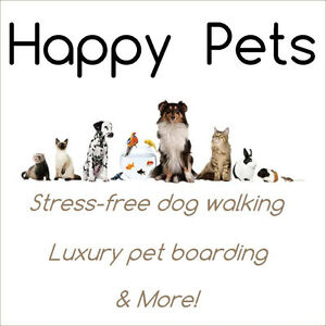 Experienced Dog Walker Pet Sitter WITH GREAT reference!