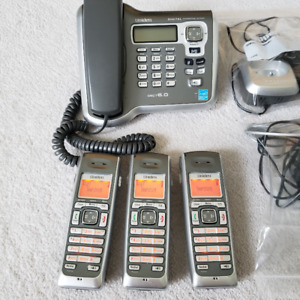 Uniden Digital Answering System Dect 6.0