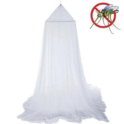 Zanzariera per Letto Matrimoniale Mosquito Killer a Baldacchino 60x250x1200cm