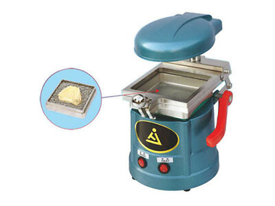 Dental Vacuum Forming Molding Machine Former Heat Thermoforming Lab Equipment BS