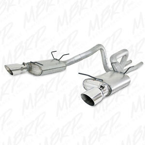 EXHAUST CATBACK POUR MUSTANG 2011-14