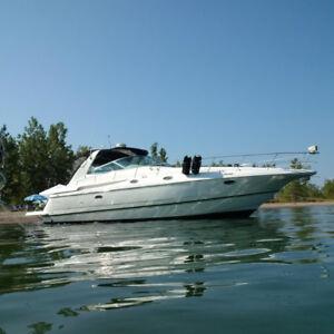 2000 cruisers yacht's 3870