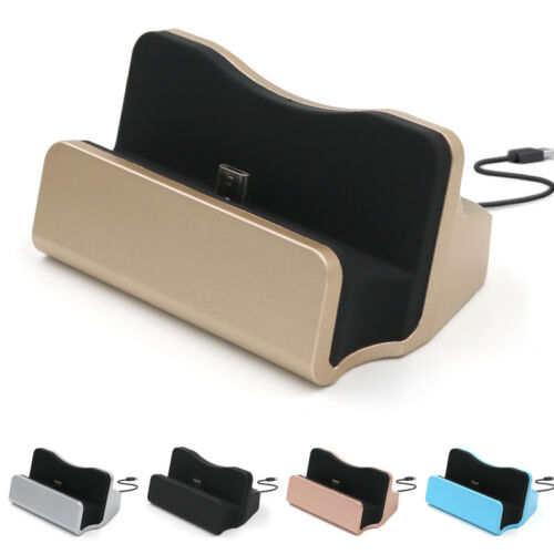 Docking station per smartphone universale Micro USB stazione di ricarica
