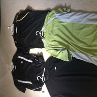 Cycling Jerseys / Golf Shirts XL
