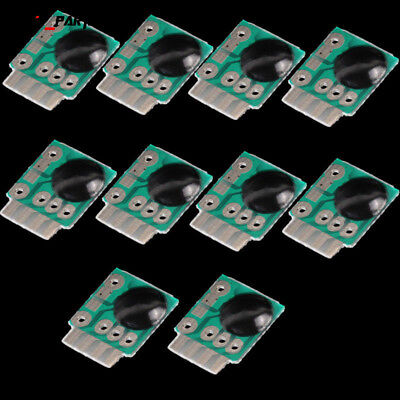 10pcs 3V Siren Music Integration Module Voice Module Alarm Sound for (Siren Music)