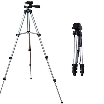Universal Portable Aluminum Tripod Stand & Bag For Canon Nikon Camera Camcorder