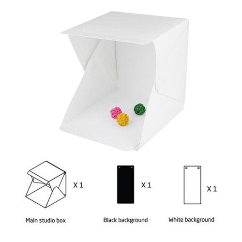 Folding Lightbox Photography Studio