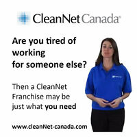 CleanNet Commercial Cleaning Franchise