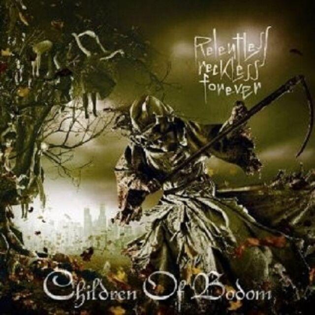 """CHILDREN OF BODOM """"RELENTLESS RECKLESS FOREVER"""" CD NEU"""