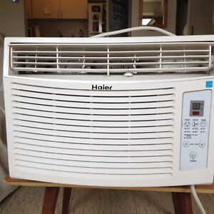 Haier 10,000 BTU  A/C  super cold and powerful 120 delivered!