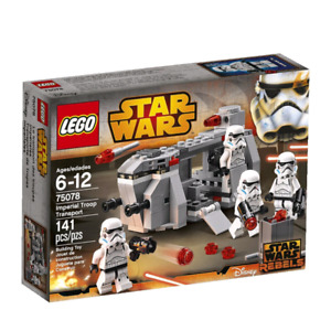 Lego 75078 Star Wars Imperial Troop Transport Brand New Box