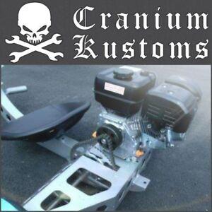 Custom Motorized Drift Trike by Cranium Kustoms*