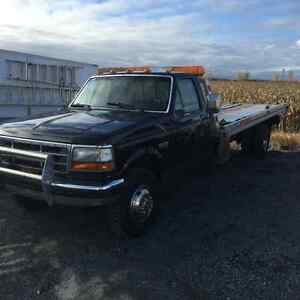 1989 Ford F-450 Xl Camionnette