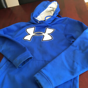 Under Armour Hoodie - men's small - excellent condition