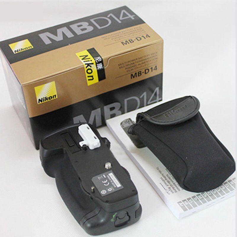 NEW Original Nikon MB-D14 Vertical Battery Grip for D610 D600 camera EN-EL15