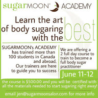 Body Sugaring Course