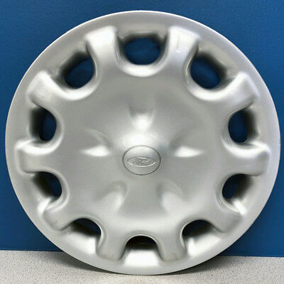 "ONE 1997 Ford Probe # 930 14"" 10 Slot Hubcap / Wheel Cover OEM # F72Z1130AA USED"