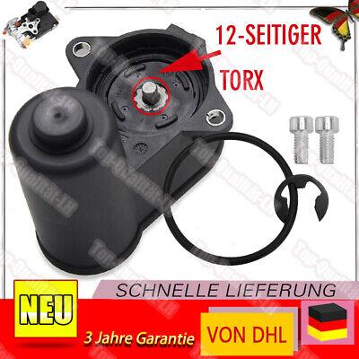 STELLMOTOR FESTSTELLBREMSE BREMSSATTEL FÜR VW CC PASSAT 12-SEITIGER 3C0998281