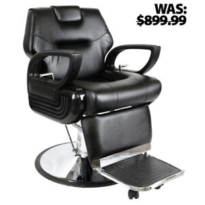 Barber chair on sale. amazing blowout price you cant miss.
