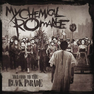 My Chemical Romance - Welcome To The Black Parade (CD Single)