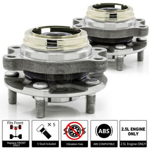 FRONT left/right Wheel Hub Bearing Assembly 08-12 Nissan Altima