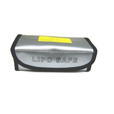 TOP LiPo Safe 60x75x185mm  Lipo Tasche Ladetasche Bag