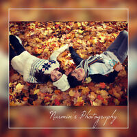 FALL/HOLIDAY WINTER'S MINI PHOTO SESSION