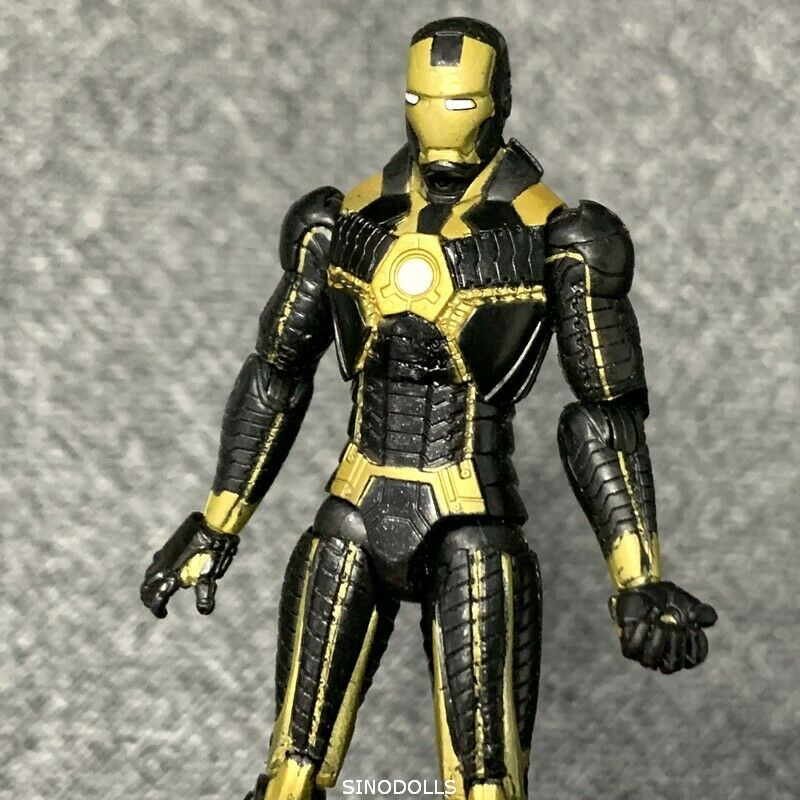 "3.75/"" Marvel Universe Iron Man 2 Movie Series Action Figure 2010 Boy Toys"