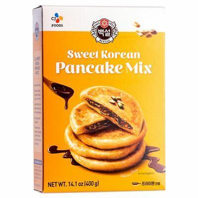 BEKSUL Sweet Korean Pancake (Hotteok) Mix 400g