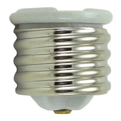 MOGUL TO STANDARD BASE ~ PORCELAIN LAMP LIGHT SOCKET ADAPTER REDUCER  - Standard Base Socket