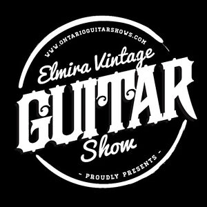 8th Annual Elmira Vintage Guitar Show April 23  2017