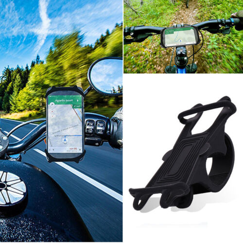 Universal Cycling Bicycle MTB Bike Handlebar Holder Bracket Mount For Cell Phone