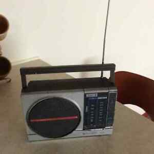 Portable radio Cambridge Kitchener Area image 1