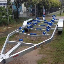 Swiftco 7.2 Metre Boat Trailer Molendinar Gold Coast City Preview