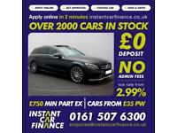 Mercedes-Benz C250 2.1CDI 7G-Tronic Plus 2015MY BlueTEC AMG Line FROM £95 PW
