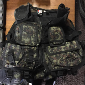 Petrol Tactical Paintball Vest