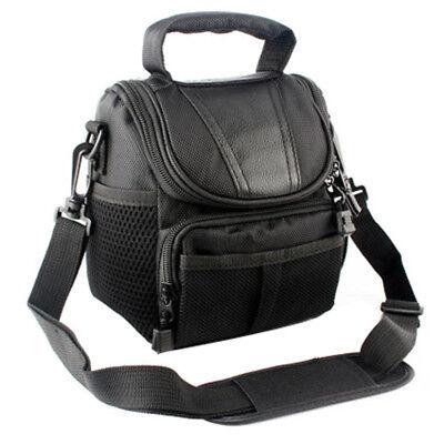 Camera Storage Bag Adjustable Shoulder Strap Case For Nikon P900 L840 P610 (Best Nikon Camera Strap)