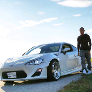 2015 Scion FRS BRZ 6spd Manual Wide body