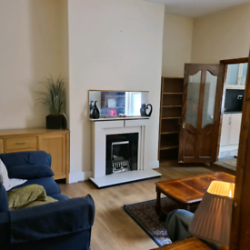 Ensuite double room in a shared house