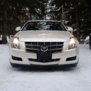 Mint 2009 Cadillac CTS Beautiful car!