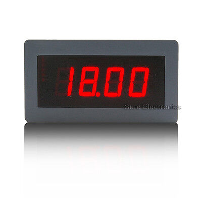 0.56 Dc Digital Red Led 70a Ammeter Panel Meter Honeywell Input 926v