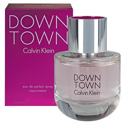 Calvin Klein Downtown For Women Eau De Parfum Edp 90ml Bnib