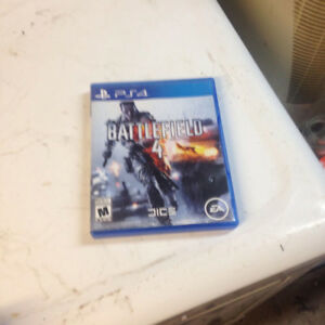 Battlefield 4: PS4 Game
