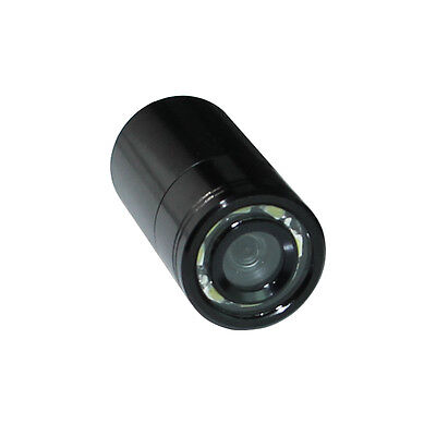 30m Cable 90deg Mini Color Night Vision Waterproof Camera with LED/IR lights