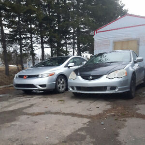 2004 Acura RSX Coupe (2 door)